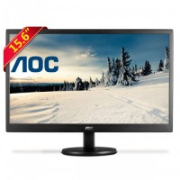 Monitor led AOC 16 inch E1670SWU