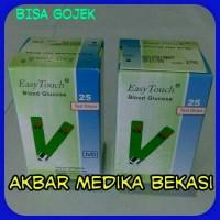 Refil Glucosa Easy Touch Strip Gula EasyTouch