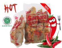 Tahu Bakso Cincang Pedas isi 12 (Frozen Food/Baso Tahu Sehat Samara)