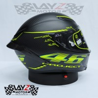 Helm AGV Pista Project 46 2.0 Full Face