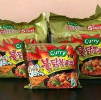 READY samyang curry