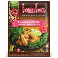 Bamboe Bumbu Ayam Goreng 33gr(1,2oz)