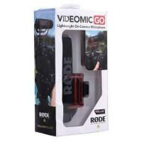 harga Microphone rode videomic go - mic kamera camera dslr canon nikon Tokopedia.com