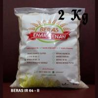 Beras IR 64-II / Setra Ramos II Cap Enak Tenan (2 Kg)