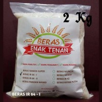 Beras IR 64-I /Beras Setra Ramos I Cap Enak Tenan (2 Kg)