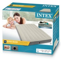 KASUR ANGIN HIGH QUALITY - INTEX DURA BEAM DOUBLE 64702