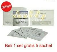 Magic Plus White Cream Premium 100% Original Lejel