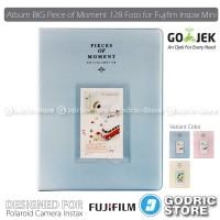 Album BIG Piece of Moment 128 Foto Fujifim Instax Mini 8/9/90/SP-2 etc