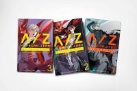 Komik Aldnoah Zero 2nd Season (Cabutan/STO)