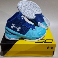 Under Armour Curry 2 high (Father to Son)