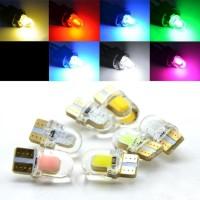 T10 194 168 W5W COB 8SMD LED CANBUS Silica Light Bulb