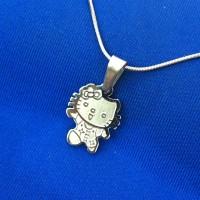 Kalung Liontin Titanium Anak Hello Kitty HK2116S
