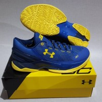 Under Armour Curry 2 low Dubnetion