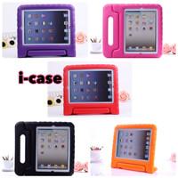 Cover Ipad 2 Case Kids Children Safe Silicon Armor (Tidak Berbau)