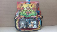 mainan anjing hoppin hydros #801 hood hounds series 2 collectible