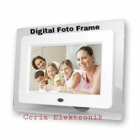Digital foto frame