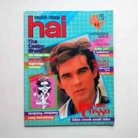Majalah Hai Lawas edisi April 1987