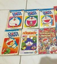Komik Doraemon kolpri