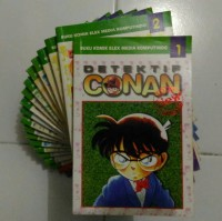 Komik Cabutan Detektif Conan Edisi Spesial