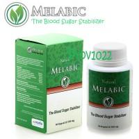 MELABIC 90 Kapsul - Obat Herbal Untuk Diabetes