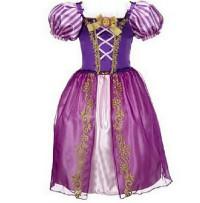 Baju Anak Perempuan Rapunzel