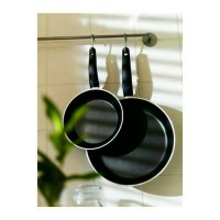 IKEA KAVALKAD Frying Pan Isi 2pcs Wajan Penggorengan
