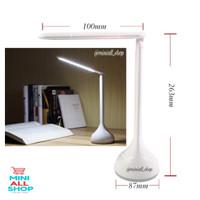 Lampu Belajar Miniso - LED Foldable Touch Desk Lamp