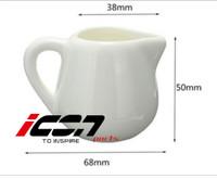 Sugar Pot Mini Milk Jug Tempat Creamer Ceramik Gula Cair Susu Keramik