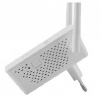 Penguat Sinyal Wifi Repeater Wireless-N Amplifier 300Mbps LV-WR02M-EM