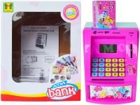 CELENGAN ATM LITTLE PONY WITH MONEY MAINAN EDUKASI EDUKATIF ANAK