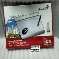 Genius Mouse Pen I608x Pen Tablet