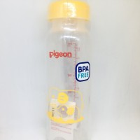Pigeon Peristaltic Nipple Bottle Slim Neck 240 ml Botol Susu Bayi