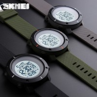 jam tangan skmei pria like suunto