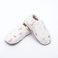 Mooi sepatu bayi rabbit ribbon