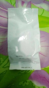 Missha M Magic Cushion SPF50+ / PA+++ Refill + puff