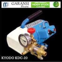 Jet Cleaner Kyodo KDC-20A Mesin Steam Cuci Ac Bergaransi