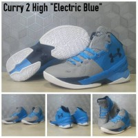 CURRY 2 ELECTRIC BLUE / CURRY II / UNDER ARMOUR SHOES