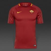 Jersey Baju Bola AS Roma Home 17/18 Grade ORi Murah Nike