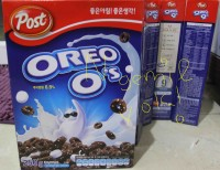 OREO O's Post Cereal with mashmallow 250g -Made In Korea