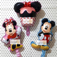 Balon Foil Mini Mickey & Minnie (mini size edition) 2
