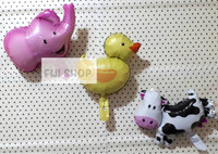 Balon Foil Animal MINI Size