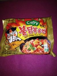 samyang curry