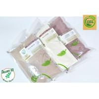 Tepung Beras Putih 500g Organik MPASI Bebas Gluten Lingkar Organik