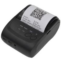 Zjiang Printer Resep Thermal Bluetooth - ZJ-5802 - Black