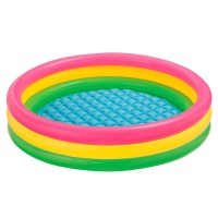 Intex 57422 - Kolam Renang Pelangi untuk Anak Kolam anak Kids Floaties