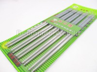 10 pcs Stainless Steel Chopsticks / sumpit stainless steel