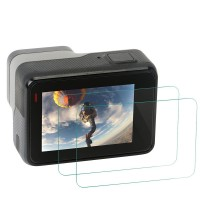 Smatree Screen + Lens Protector Tempered Glass for GoPro HERO 5