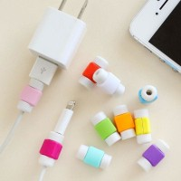 Pelindung Ujung Kabel (Cable Cord Protector ) Iphone Ipad Mobile phone