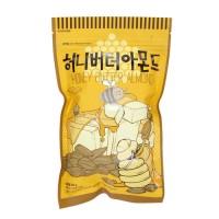 Tom's Honey Butter Almond 250 gr | Toms