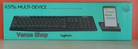 LOGITECH KEYBORAD WIRELESS K375S / BLUETOOTH KEYBOARD K 375 S ORIGINAL